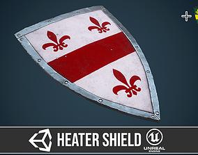 Heater shield 9 3D model