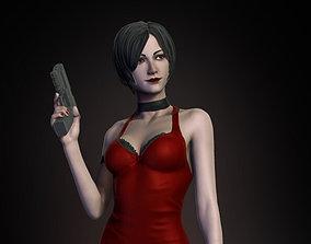 Ada Wong Resident Evil 3D printable model