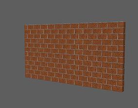 3D print model The Wall bricks