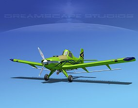 3D EMB-202 Cropduster V01