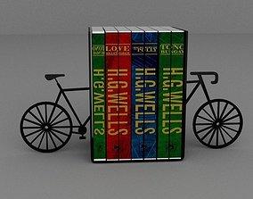 3D print model Bicycle bookholder