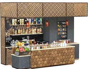 CafeBar 3D model