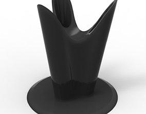 computer-equipment Pen holder 3D print model