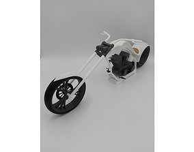 Chopper lowrider 3D printable model
