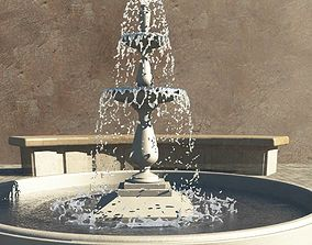 Forester Free Realflow Fountain 3D
