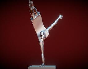 Acrobat 3D print model