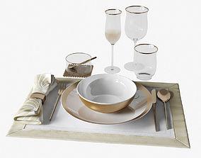 3D model Tableware 06