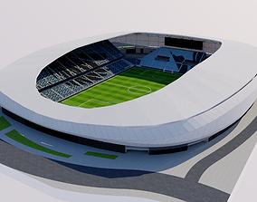 3D Allianz Field - Minnesota United