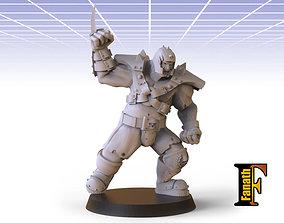 Human Ogre 3D printable model