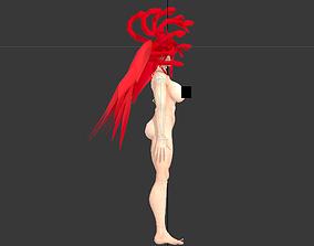 Gorgon Stheno nude greek 3D