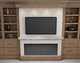 3D stereo-console Entertainment Center