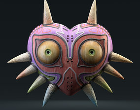 Zelda Majoras Mask 3D Print