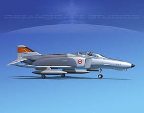 McDonnell Douglas F-4J Phantom II Egypt 3D