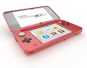 3D Nintendo 2DS XL