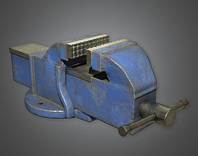 TLS - Clamp Tools 03 - PBR Game Ready 3D asset