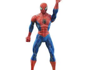 3D model Spiderman Superhero Toy