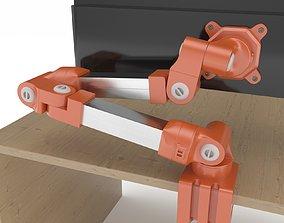 Bracket homemade 3D printable model