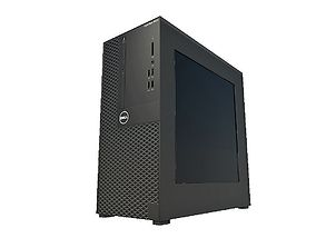 3D asset Computer Case