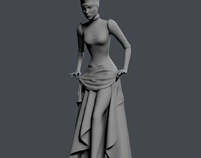 figurines Phillip Jacksons sculpture 3D print model