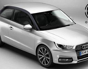 3D model Audi A1 2015