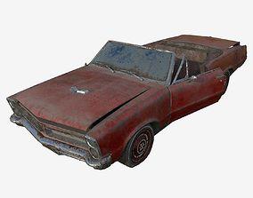 3D Abandoned Car 13