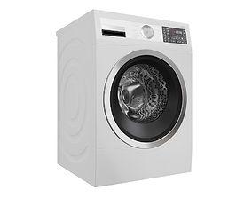 Bosch Washer dryer WDU28590OE 3D