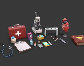 3D model Medicine assets