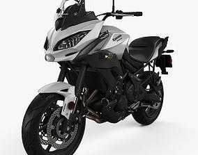 3D model Kawasaki Versys 650 2018
