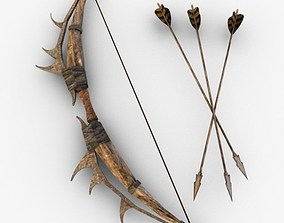 Fantasy Bow and Arrow 3D