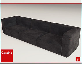 Cassina MexCube Sofa 3D printable model