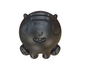 3D print model Emoji 2