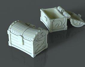 Jewelry Chest - Printer Ready 3D printable model