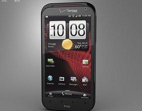 HTC Rezound 4G 3D asset