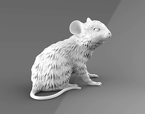 mouse china 3D printable model