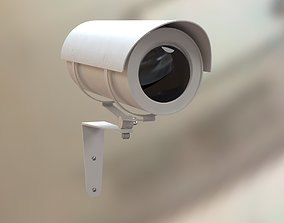 CCTV Surveillance Camera 3D model