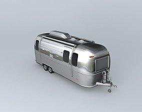 3D Airstream Caravan Dummy