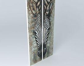 3D model The Diptyque Zenaba,