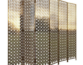 Eastern mirror screen 3D