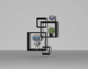 3D model Shelve