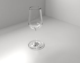 3D model Wine Glass 3