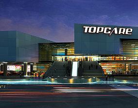 3D AQTC Shopping Mall