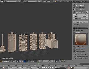 Cairo tower 3D print model