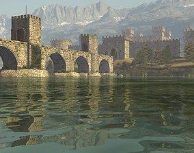 medieval Medieval Castle 3D