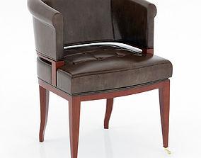 Soane - Simplified Quiver Klismos Chair 3D model