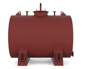 Storage Tank liquids 3D