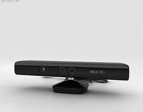 3D model Microsoft Kinect for Xbox 360
