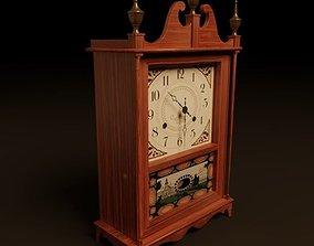 Mantle Clock 3D