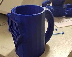 3D print model superman-cup