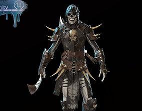3D asset Skeleton3
