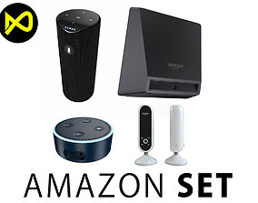 3D model Amazon Electronics Collection